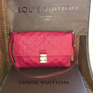 Louis Vuitton Jaipur empriente shoulder handbag